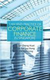 Law and Practice of Corporate Finance in Singapore [eBook] cover