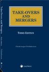 Take-overs and Mergers, 3rd Edition [eBook] cover