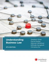 Understanding Business Law, 9th edition [Book] cover