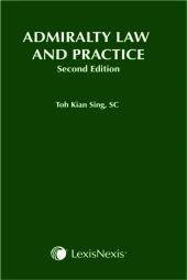 Admiralty Law & Practice - 2nd Edition cover