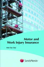 Motor & Work Injury Insurance cover