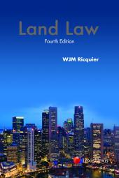 Land Law - 4th Edition cover