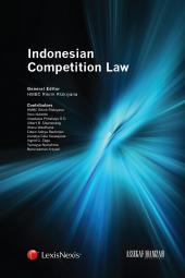 Competition Law in Indonesia cover