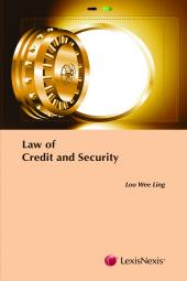 Law of Credit and Security cover