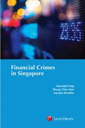 Financial Crimes in Singapore cover