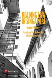 Reading Law in Singapore, Second Edition [eBook] cover