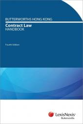 Butterworths Hong Kong Contract Law Handbook – Fourth Edition cover