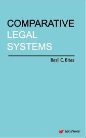 Comparative Legal Systems cover