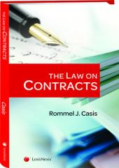 The Law on Contracts [eBook] cover