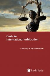 Costs in International Arbitration [eBook] cover