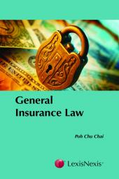 General Insurance Law [eBook] cover