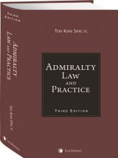 Admiralty Law and Practice Third Edition eBook cover