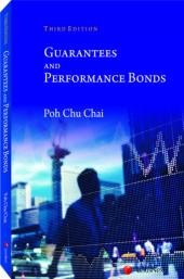 Guarantees and Performance Bonds, Third Edition [eBook] cover