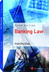 Banking Law, Third Edition [eBook] cover