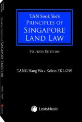 Tan Sook Yee's Principles of Singapore Land Law, Fourth Edition [eBook] cover