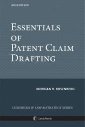 Essentials of Patent Claim Drafting cover