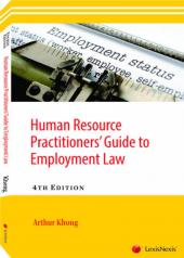 Human Resource Practitioners' Guide to Employment Laws, Fourth Edition cover