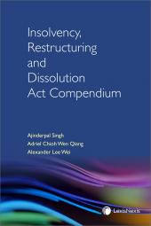 Insolvency, Restructuring and Dissolution Act Compendium [Book] cover