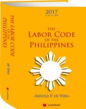 The Labor Code of the Philippines, 2017 Edition [eBook] cover
