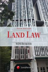Land Law, Fifth Edition cover