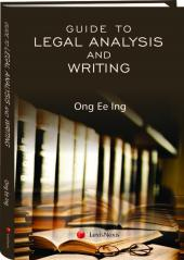 Guide to Legal Analysis & Writing [eBook] cover