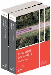 Manual of Accounting IFRS 2021 [eBook] cover