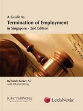 A Guide to Termination of Employment in Singapore [eBook] cover