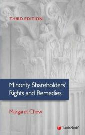 Minority Shareholders' Rights and Remedies, Third Edition cover
