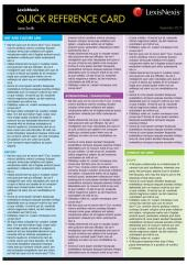 Quick Reference Card: Real Property Law, 3rd edition cover