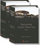 Singapore Court Practice 2017 cover