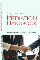 Singapore Mediation Handbook cover