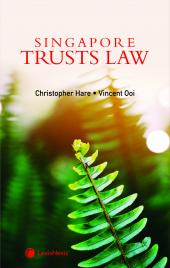 Singapore Trusts Law [Soft Cover] cover