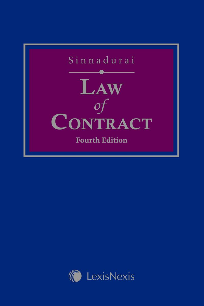 Law Of Contract - 4th Edition