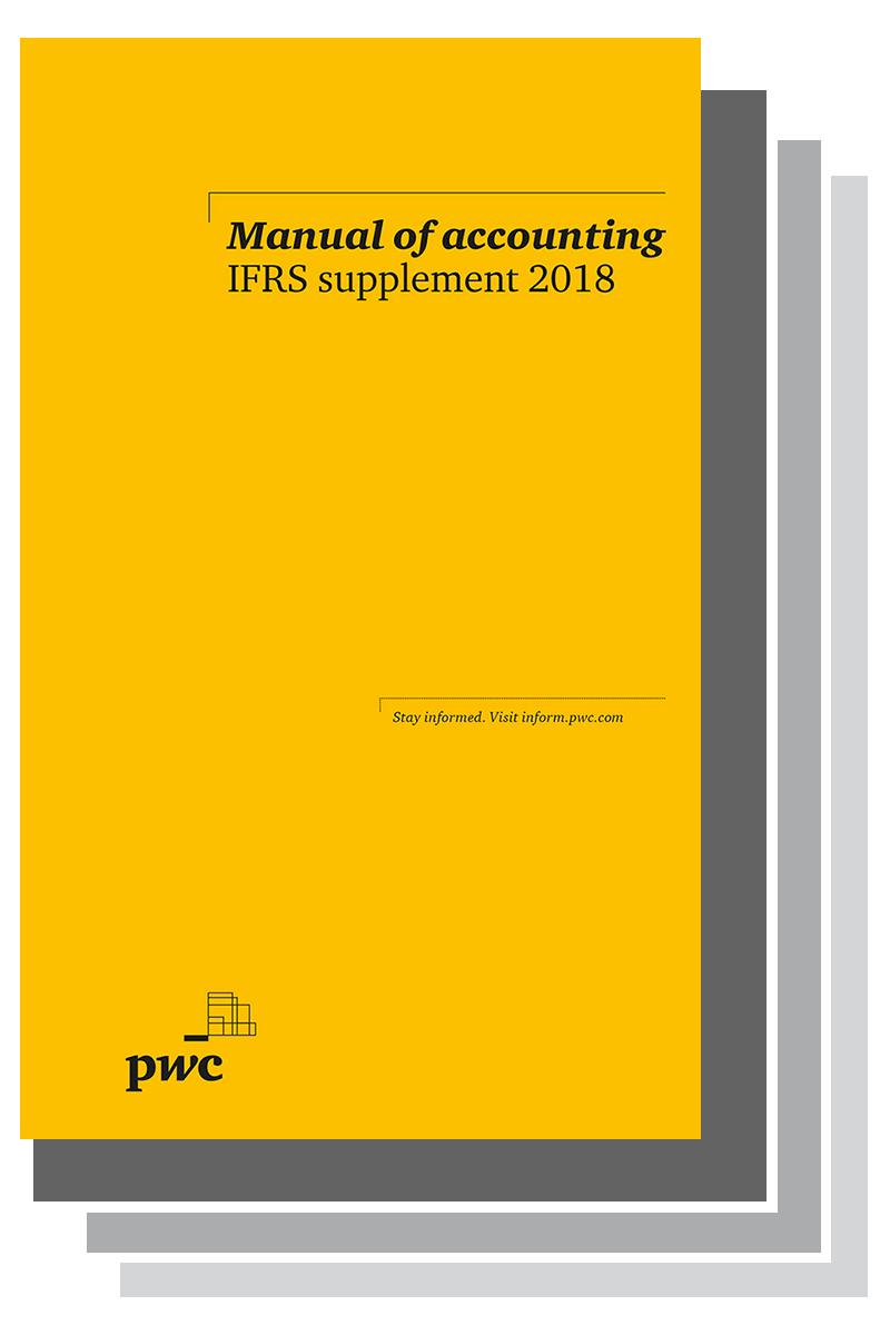Manual of Accounting IFRS 2018 Set
